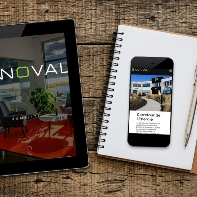 Site Web – Innoval