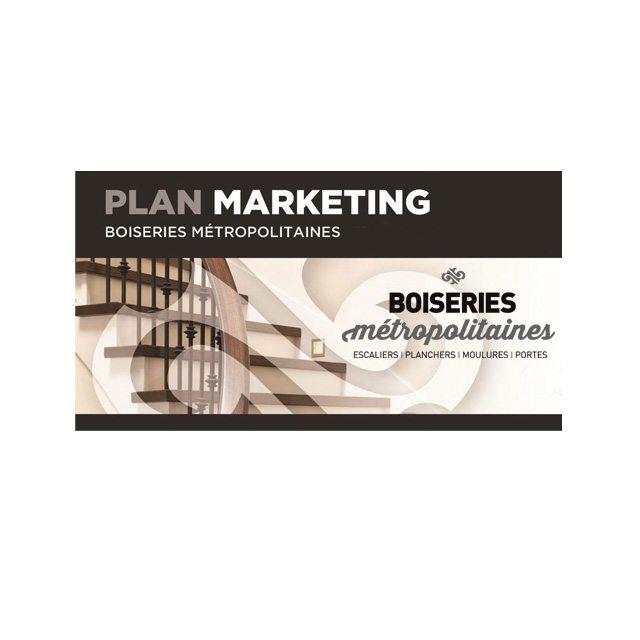 Plan de communication – Boiseries Métropolitaines