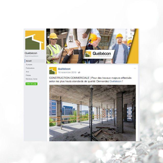 Facebook – Québécon