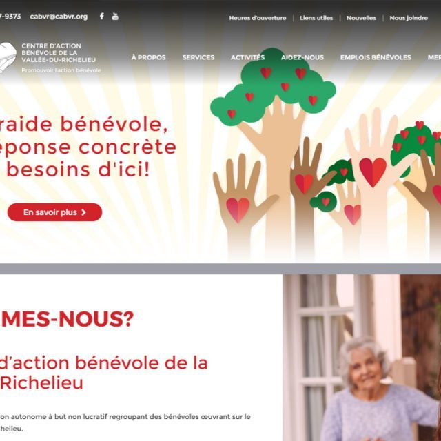 Site Web – CABVR