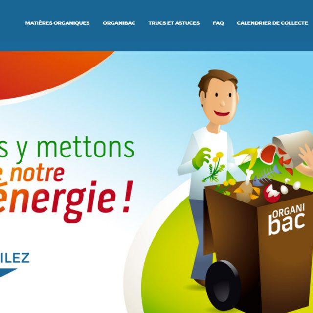 Site Web – Organibac