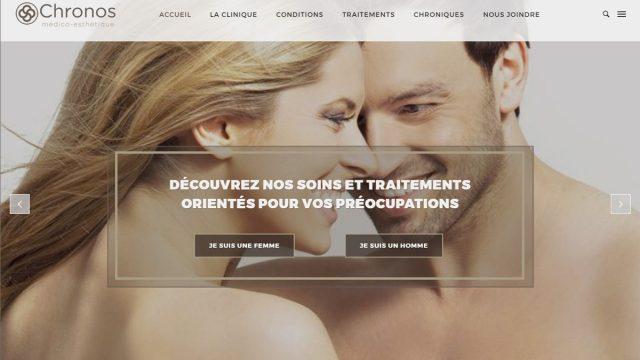 Lancement de la nouvelle clinique Chronos Médico-esthétique