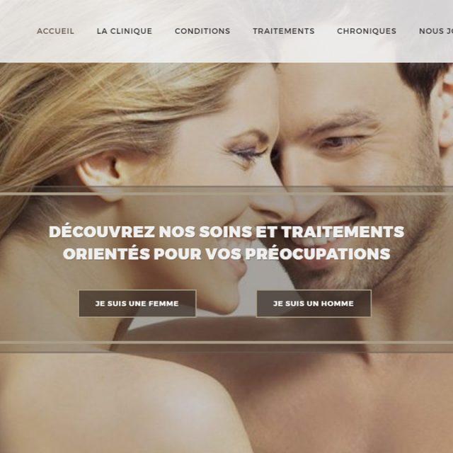 Site Web – Chronos Médico-esthétique