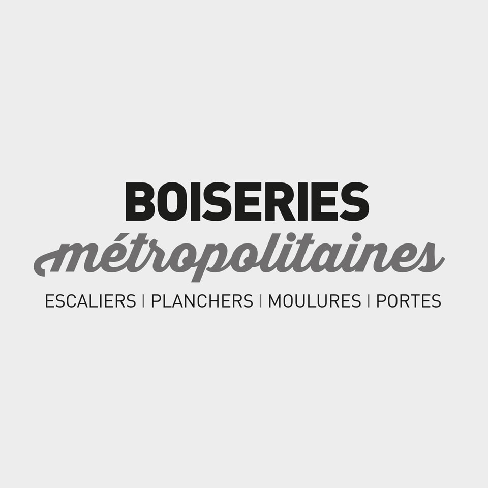 Logo Boiseries metropolitaines