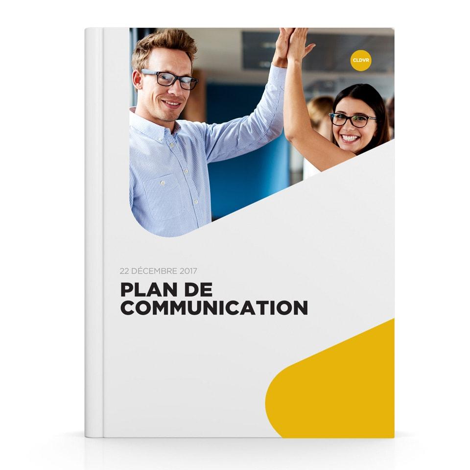 Plan de communication CLDVR (Centre local de développement de La-Vallée-du-Richelieu)