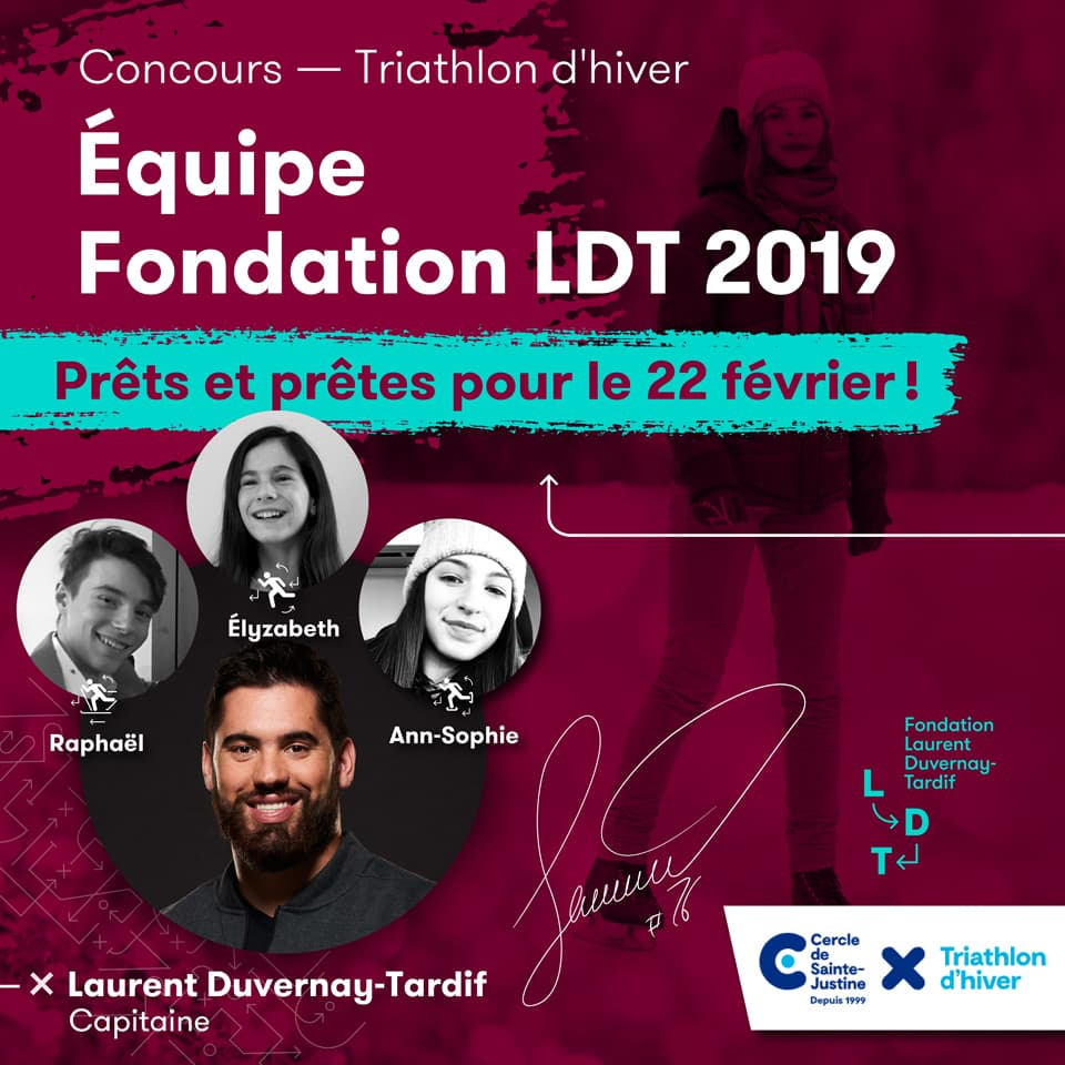Publication instagram Fondation LDT