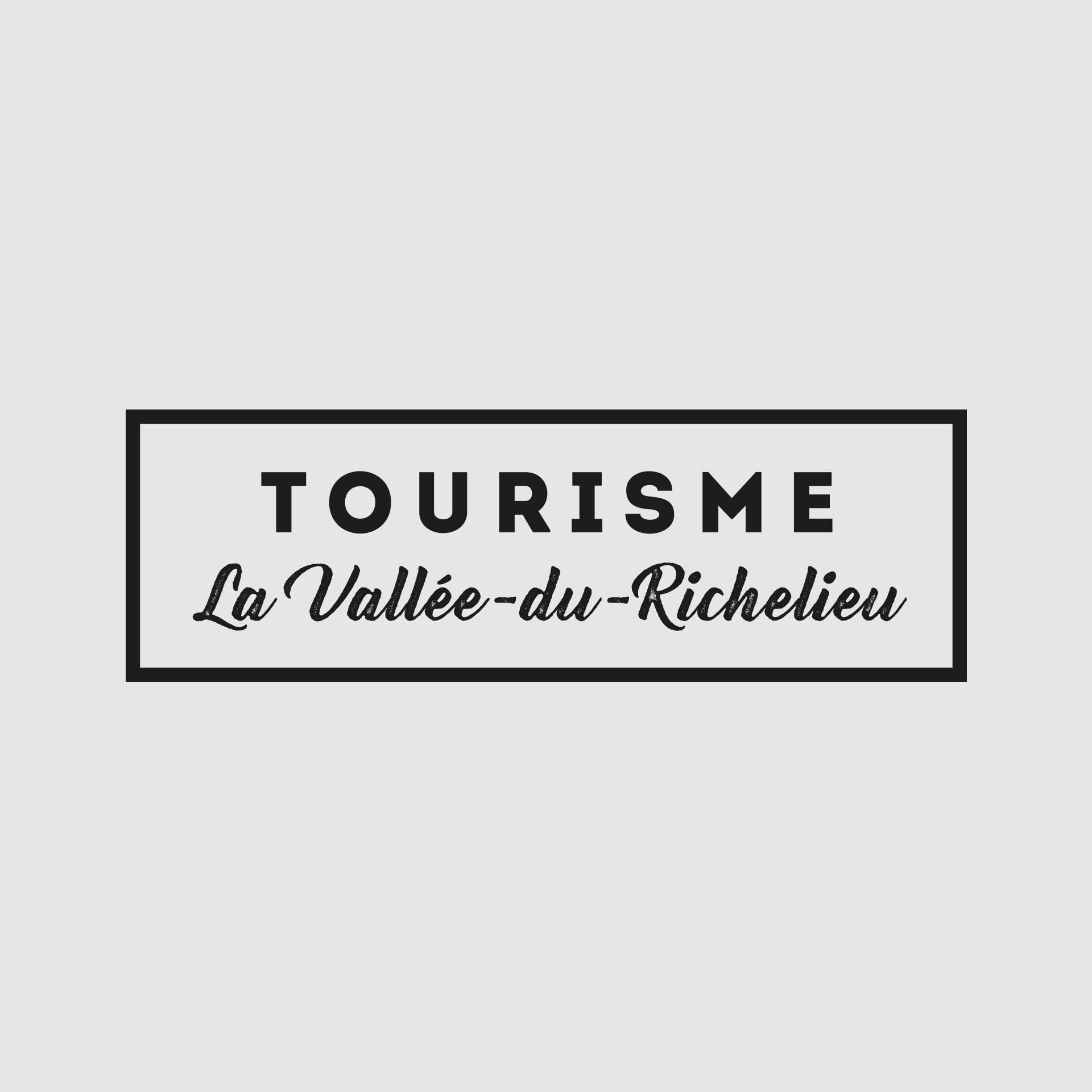 Logo Tourisme La-Vallée-du-Richelieu