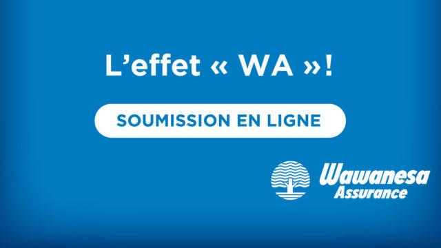 SQU4D signe la nouvelle campagne de Wawanesa au Québec